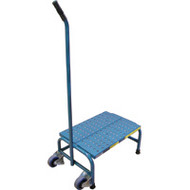 VC335 Tilt-N-Roll Step Stands  1 step
