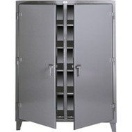 "FG831 ""Double Shift"" Cabinets 72""Wx24""Dx78""H"
