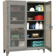 "FI331 Ventilated Cabinets 60""Wx24""Dx78""H"