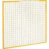 KH927 Partition Panels YELLOW 8'Wx1'H