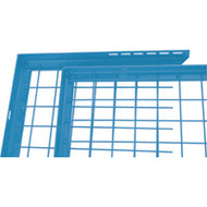 KD118 Adjustable Filler Panels BLUE 8'Wx1'H