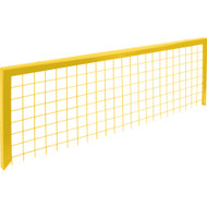 KH924 Adjustable Filler Panels YELLOW 4'Wx1'H