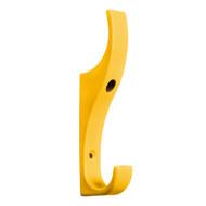 Heavy Duty Double Prong Industrial Nylon Coat Hook 151-628 - Yellow