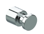 Steel Coat Peg 459-415 - Polished Chrome
