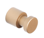 Steel Coat Peg 459-417 - Matte Gold