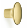 Metal Coat Knob 459-341 - Matte Gold