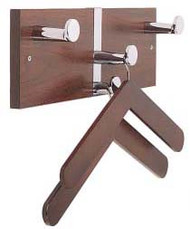 Laminate Wall-Mounted Coat Hanger Hook Panel 236-610