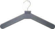 Multi-Option Polymer Coat Hanger 231-700 - 6 Pack