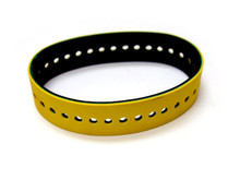 FLAT Yellow Slow Down Belt for Heid SM52/74, CD74/102, XL105/145/162  Pkg (3)