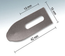 "Sheet Separator 302 Medium Stiff for Komori/Shinohara- .008"" / .20mm thick, Bag (25)"