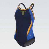 Dolfin Color Block Arapahoe Lake Female suit