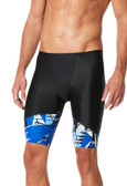 Speedo Shattered Palm Male Jammer Hurricanes