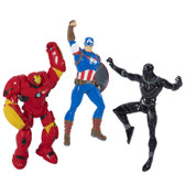 Dive Characters-Avengers