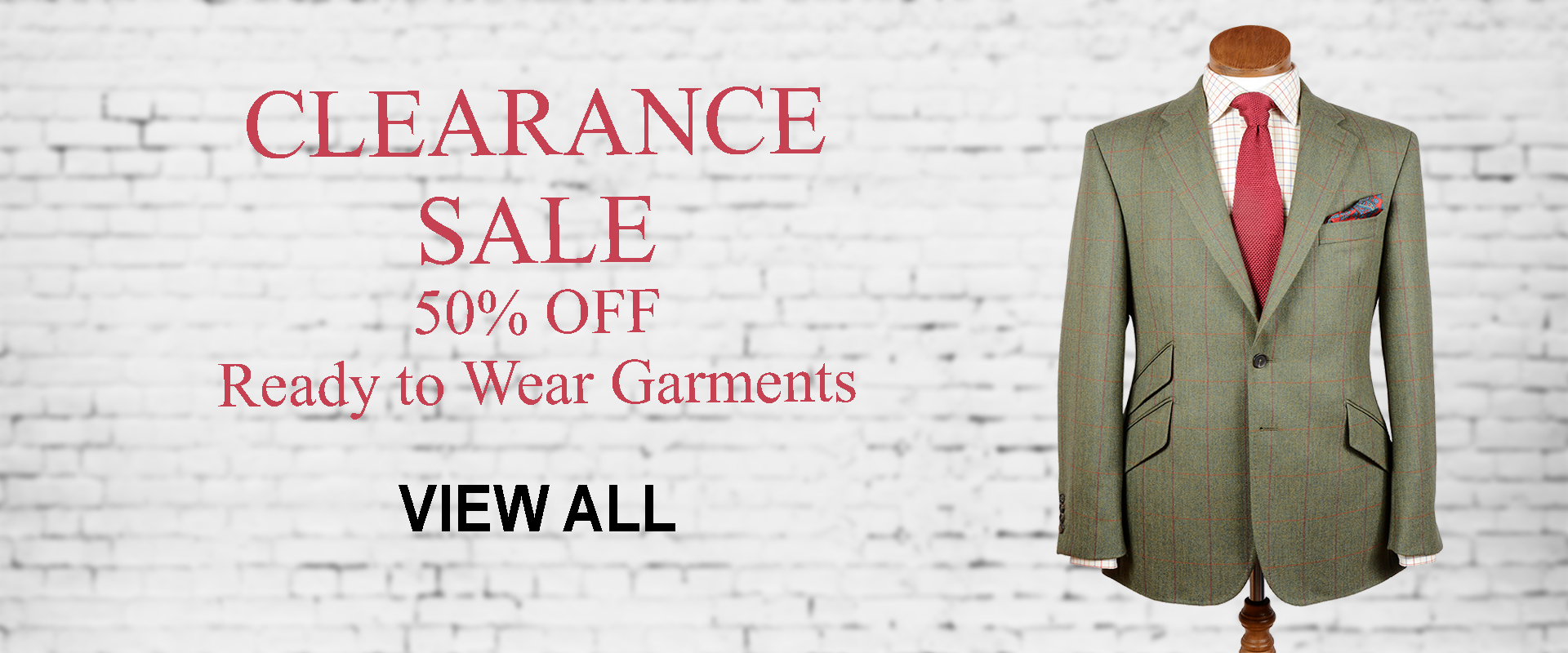 Tweed Jacket Sale Clearance