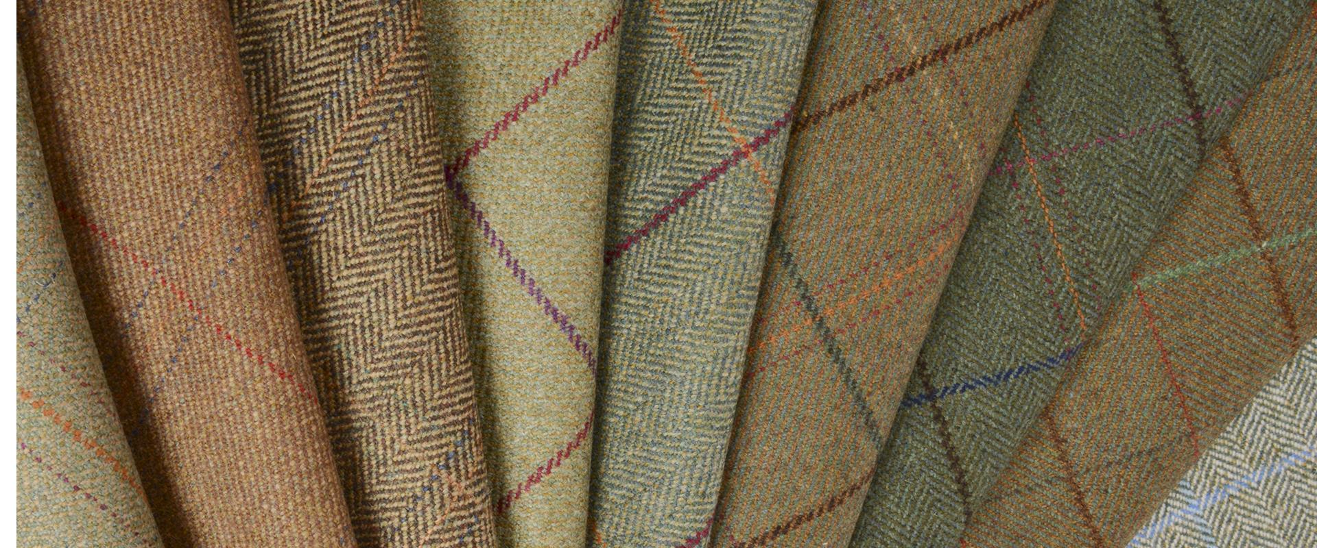 British Tweed by Urban Fabrics