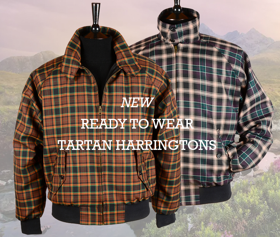 View Ready to Wear Harringtons