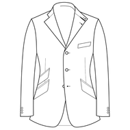 Made to Measure Hacking Jacket - Coating