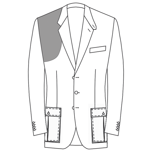 Made to Measure Shooting Jacket - Suiting