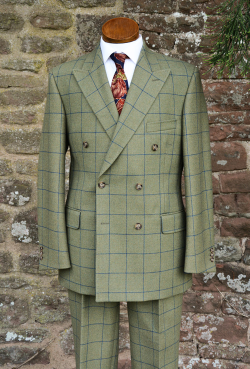 Grosvenor Tweed Suit