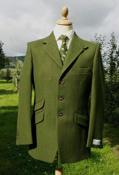 Tay Tweed Hacking Jacket