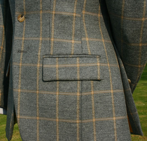 Stirling Tweed Hacking Jacket