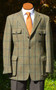 Rossie Tweed Sport Coat