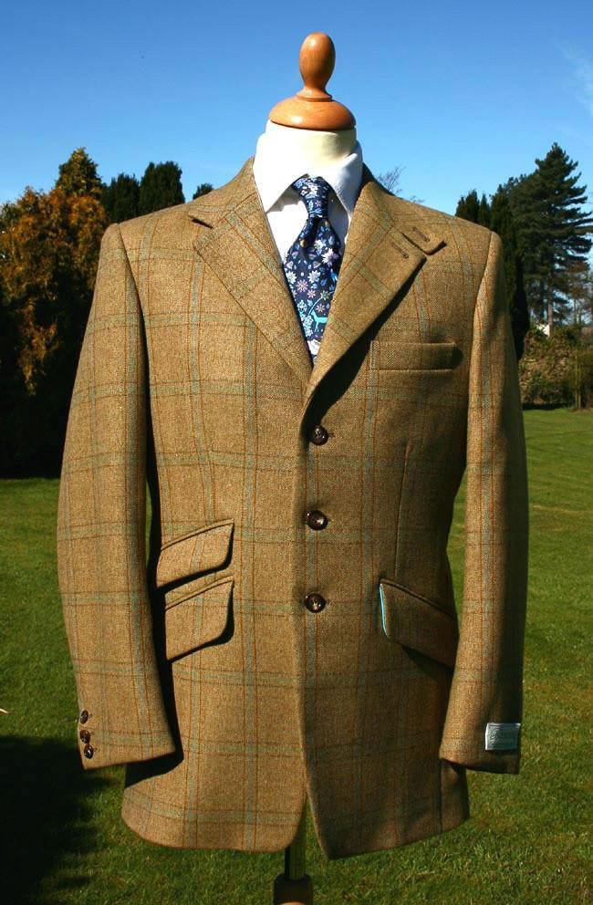 Nevis Tweed