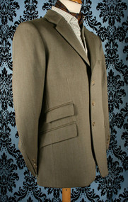 Lovat Covert Cloth Hacking Jacket