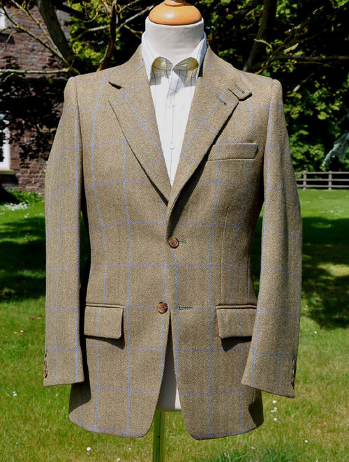 Lennox Tweed Hacking Jacket