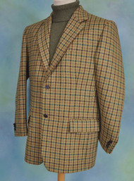 Inverness Tweed Classic Jacket