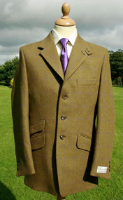 Gaddon Tweed Hacking Jacket