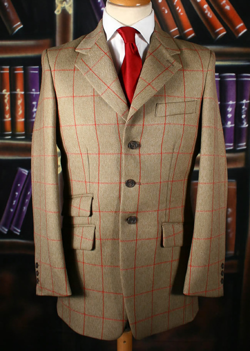 Fife Tweed Hacking Jacket