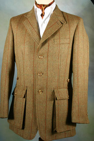 Fara Tweed Shooting Jacket