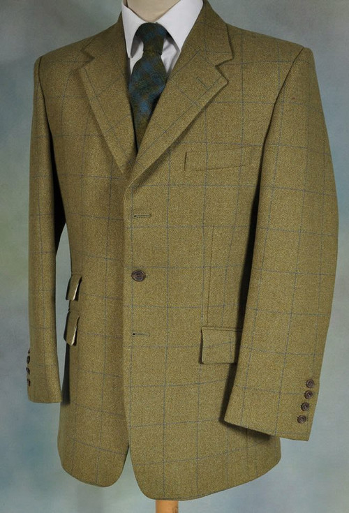 Duart Tweed Hacking Jacket