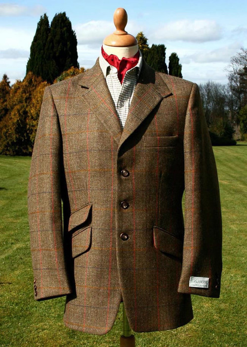 Doon Tweed Hacking Jacket
