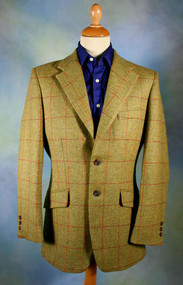 Carron Tweed Hacking Jacket