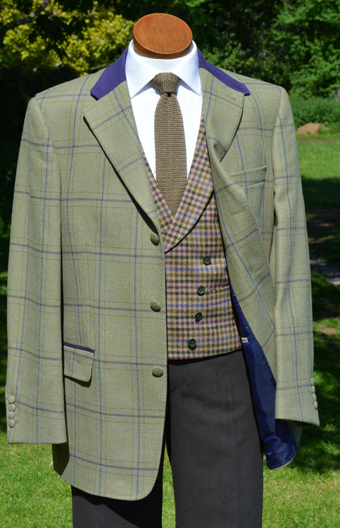 Burnett Tweed Classic Jacket