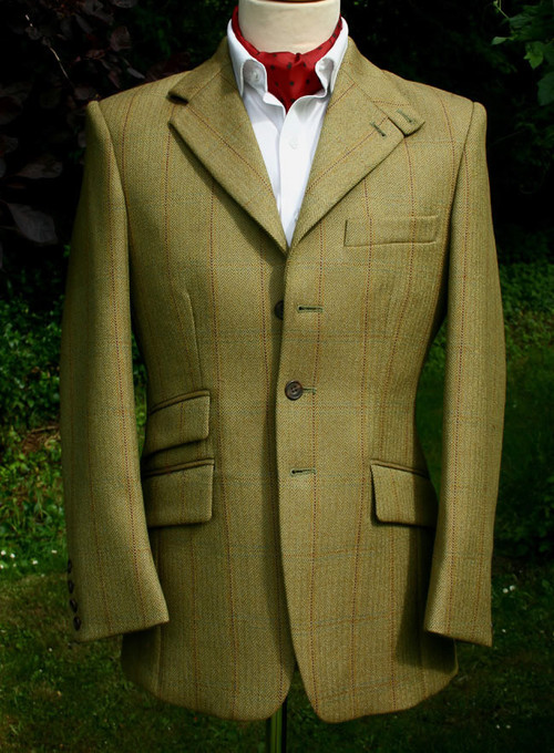 Torridon Tweed Hacking Jacket