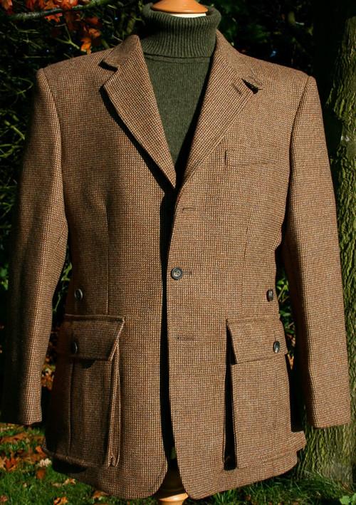 Bateson Tweed Shooting Jacket