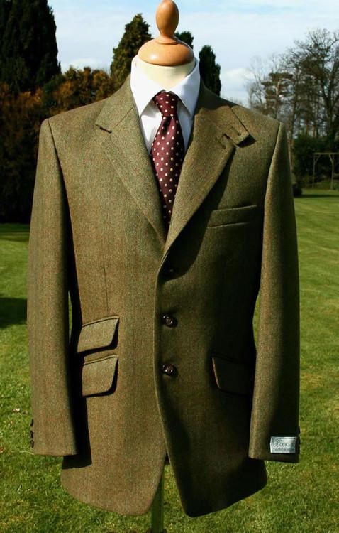 Glen Tweed Hacking Jacket