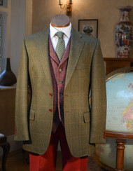 Roburton Tweed Hacking Jacket