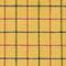 Yellow Tattersall