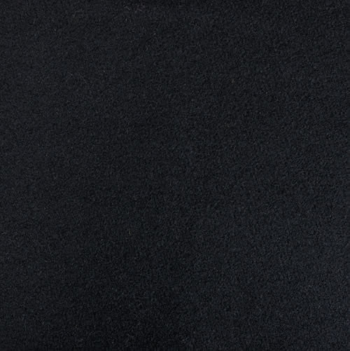 Black Wool Coating 620g