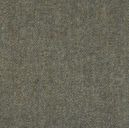 Sporting Moss Herringbone Tweed