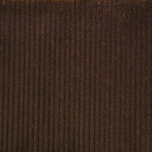 Dark Brown 8 Wale Cord