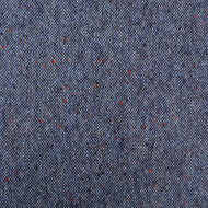Blue Cherry Donegal Tweed