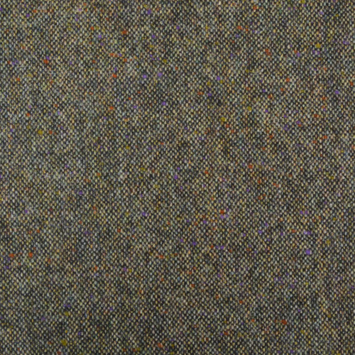 Green Heather Donegal Tweed