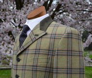Downie Tweed Coat