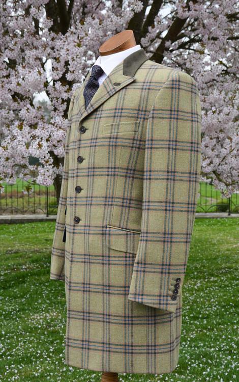 Downie Tweed Coat
