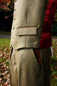 Glen Tweed Waistcoat and Breeks